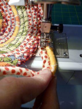 Como Costurar um Bacia Tecido - CraftStylish