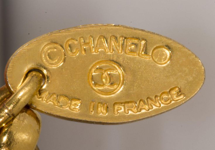What Do These 7 CHANEL Costume Jewelry Marks Mean?
