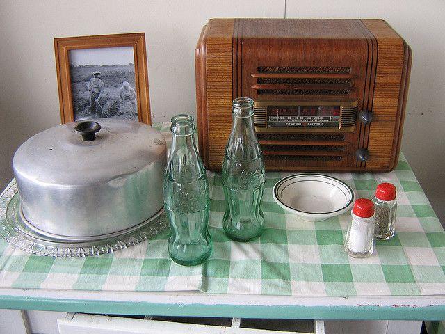 1940s Kitchen - Mid-Atlantic Air Museum's World War II Weekend Homefront Display, 2009