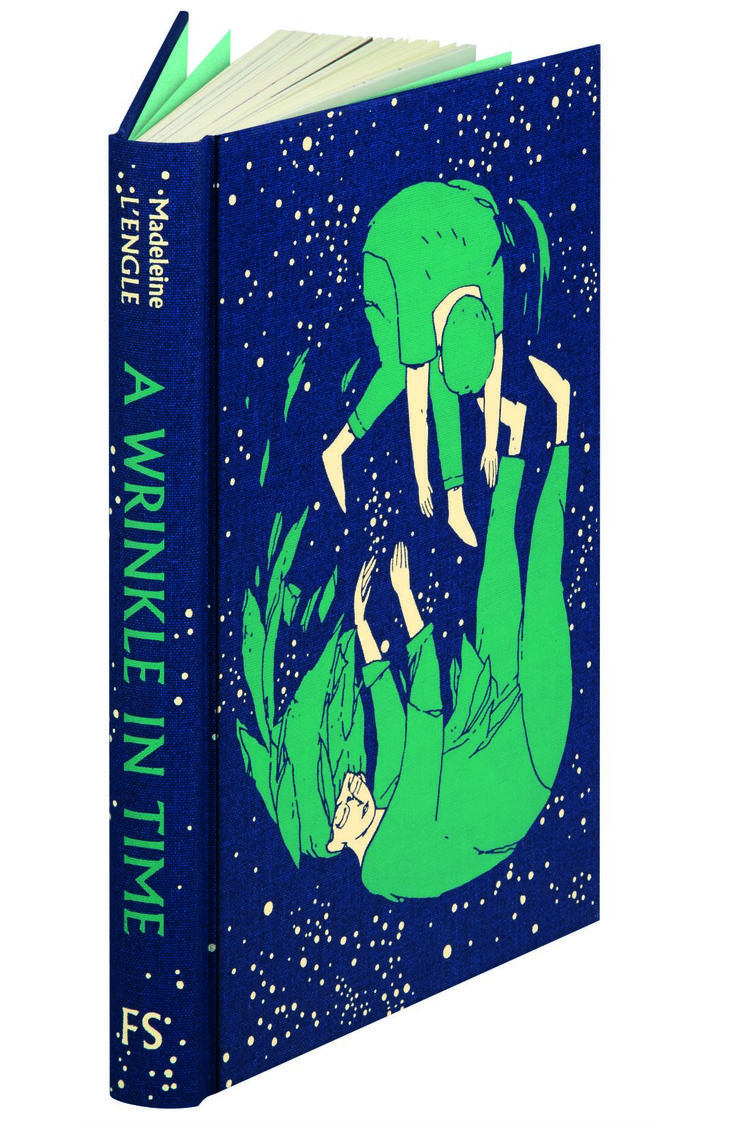A Wrinkle in Time is a delicious blend of fantasy and science fiction. This award-winning children's book features paintings by Sam Richwood and is introduced by Meg Rosoff.