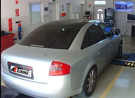 Audi A6 1.9TDI 110LE Stage 2  Chiptuning