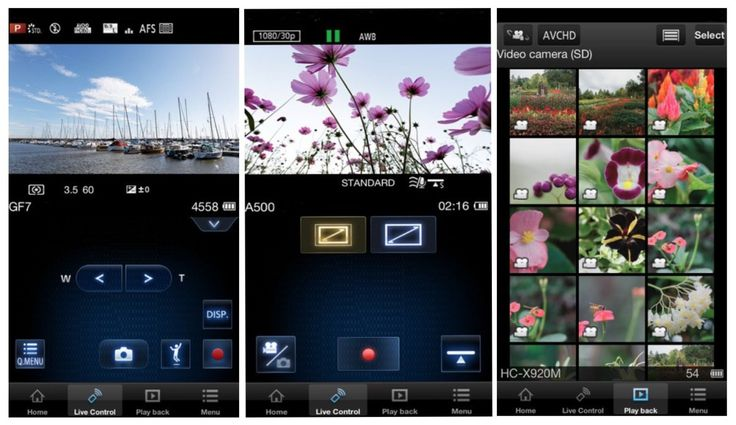 Screen+shots+of+the+iPhone+version+of+the+Panasonic+Image+App.+This+app+makes+getting+the+image+to+your+phone+a+breeze.+Yo+can+set+it+up+so+as+you+shoot+the+JPEGs+go+to+your+phone+and+the+higher+quality+RAW+files+stay+on+your+cameras+card.+It's+the+best+of+both+worlds+with+much,+much+higher+quality+images+than+what+you+get+from+your+phone.