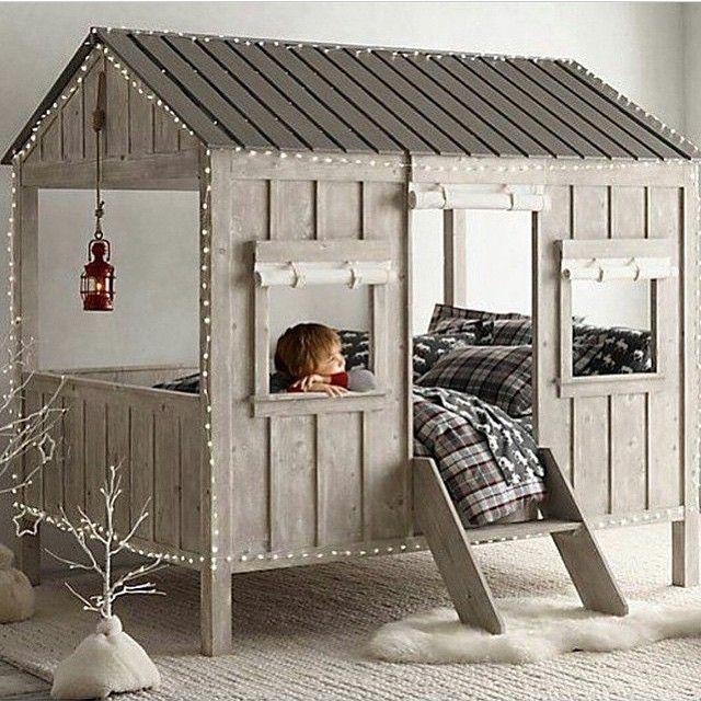 Дизайн Декор Интерьер @design_decor_interior Кровать-домик. ...Instagram photo | Websta (Webstagram)
