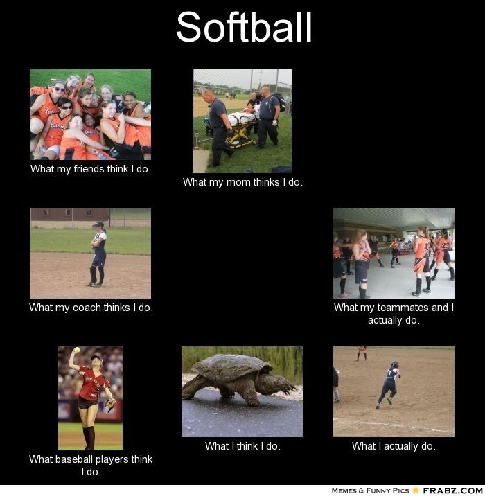 Softball Memes Bing Images With Images Softball Memes Funny