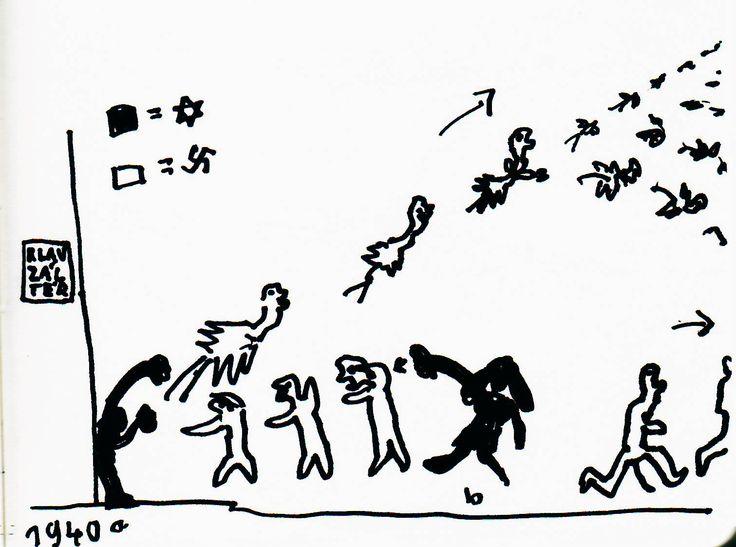 Az alig 20-25 nyalka daliából álló szittya sereg nyíltan, becsületesen rárohant a túlerőben lévő ellenre. A judebolsevista különítmény balszárnya, Béla, álnokul a falnak vetette hátát, hogy így kerülkje el a szemtől szembe való hátbatámadást, és gyáván hadonászni kezdett mind a két kezével.