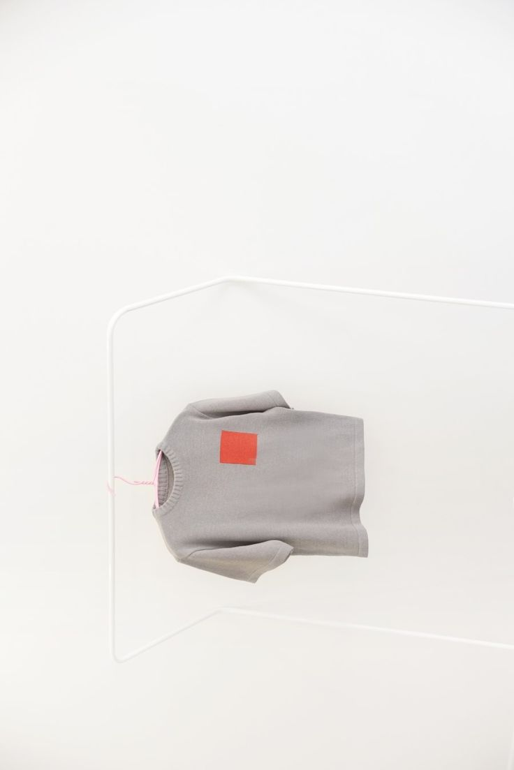 ADERerror Contemporary Minimalism Color Edit White