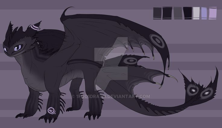 And tjstssa 9retty good ppp dragons in 2019 night fury dragon httyd - Dragon fury nocturne ...