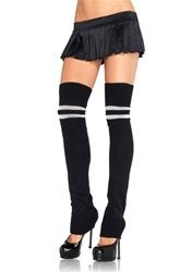 $12 Roller Derby Clothing! Thick Long Leg Warmers!