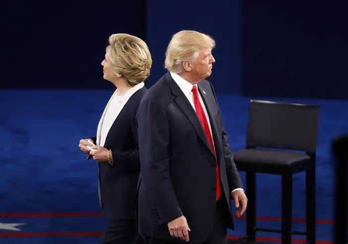 2016 is the election that will never end A full year has passed since Donald Trump was elected president, yet the campaign of 2016 will not end. The president remains obsessed with it, Democrats are still wrangling over a bitter primary contest and a shocking loss in the general election, and ...
