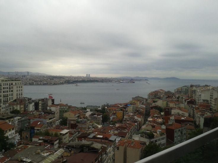Bosphorus - Istanbul