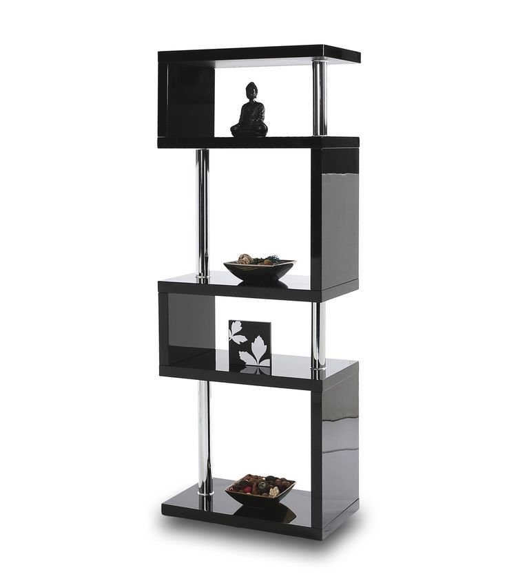 Miami 5 Tier Shelve  A beautiful and unique way to add storage space to your living or study area, comprises of 5 tiers, this amazing design gives you plenty of room for decorative or entertaining purposes.  http://www.ebay.co.uk/itm/282057296685