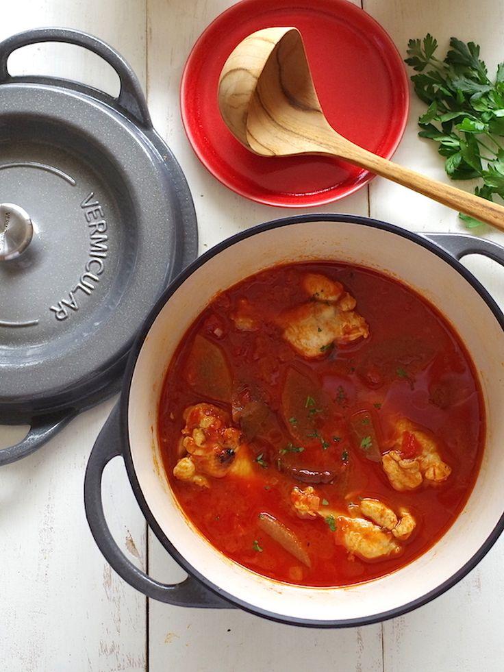 冬瓜とチキンのチリトマトスープ by ささき 礼奈 | レシピサイト「Nadia | ナディア」プロの料理を無料で検索