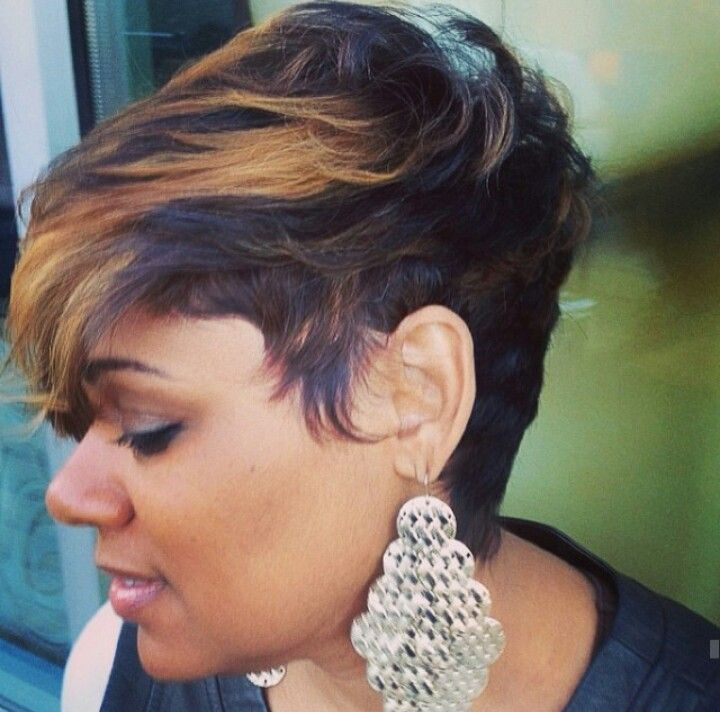 Like the River Salon, ATLANTA  Short hair  Pinterest
