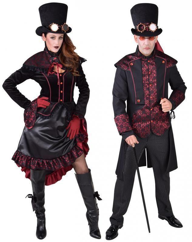 23e7b1211b39e0 Barock Rokoko Kleid Kostüm Steampunk Herren Damen Gothic Halloween Hut  schwarz | eBay - Werbung #Kostüm #Halloween #Steampunk #Barock #Fasching  #Karneval # ...