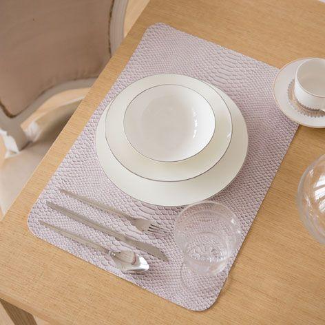 SET DE TABLE IMPRIMÉ SERPENT - Sets de Table - Table   Zara Home France