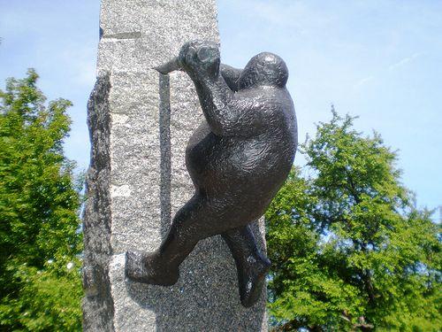 Keld Moseholm 'Column', Sculpture by the Sea, Aarhus, Denmark
