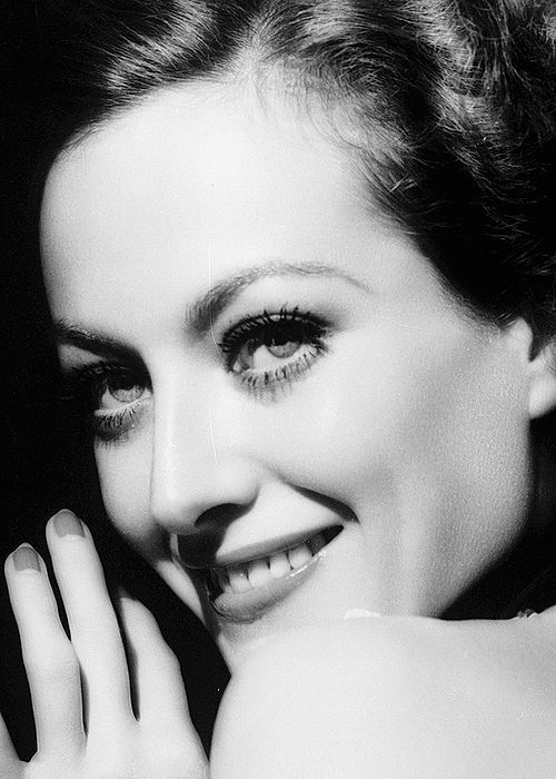 Joan Crawford, 1934 - the most beautiful girl in the world <3