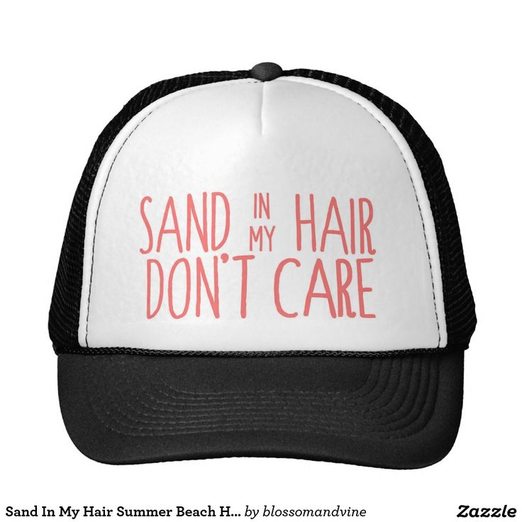 Love Those Little Pebbles At The Beach? Sand In My Hair I Donu0027t