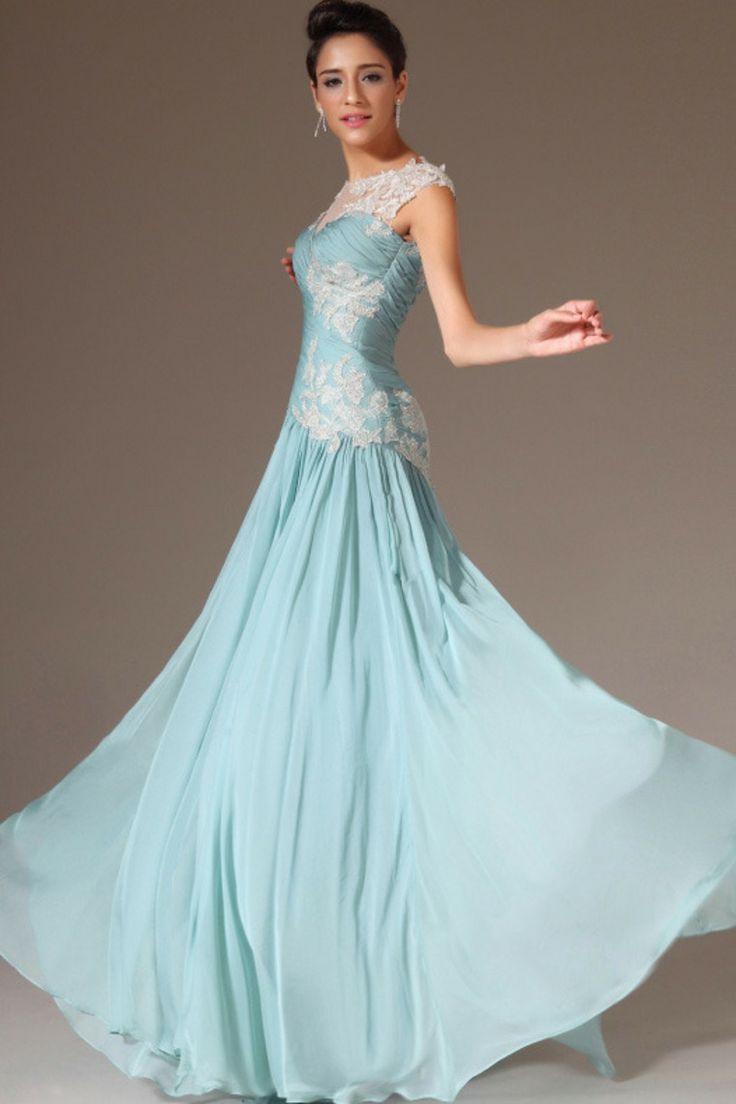 Best 265 Formal Dresses ideas on Pinterest | Formal evening dresses ...