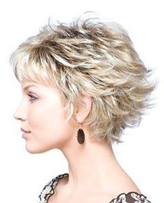Summer Hairstyles for Short Hair, Layered Haircut