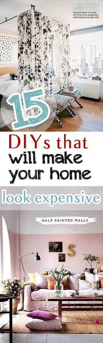 25+ Best Ideas About Diy Home Decor Projects On Pinterest