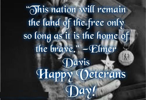 Veterans Day 2015 Quotes