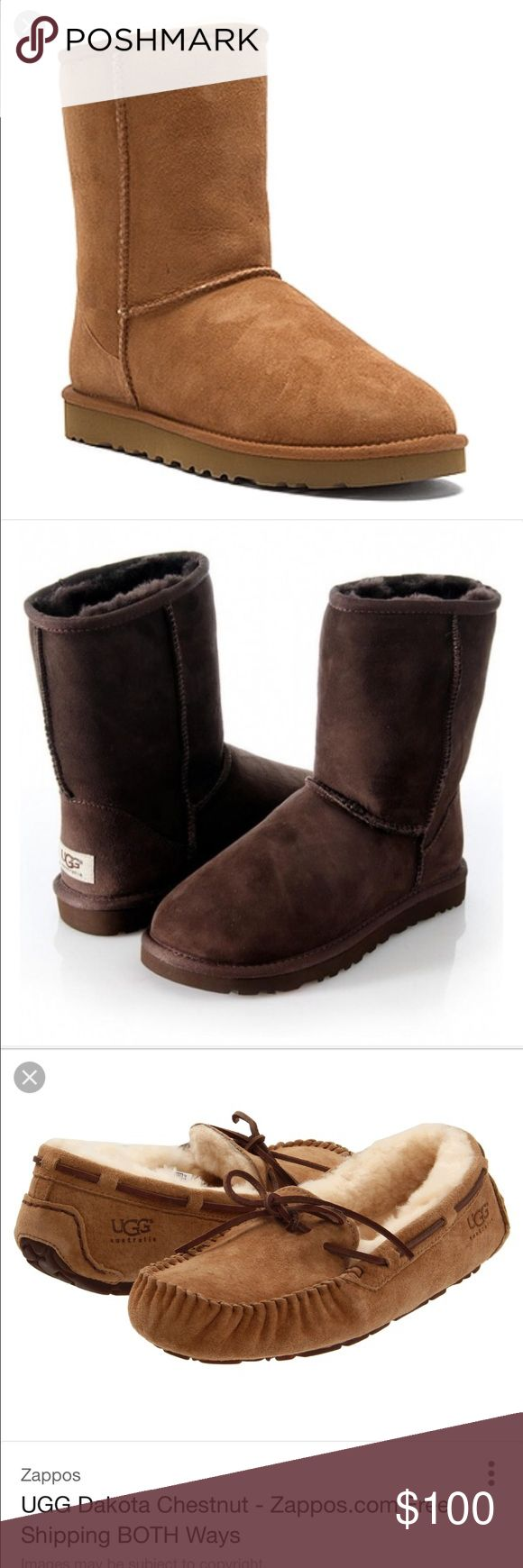 classic short uggs size 9