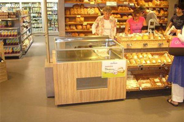 Eko Plaza is een nieuw winkelconcept, gespecialiseerd in biologische voedingsmiddelen.