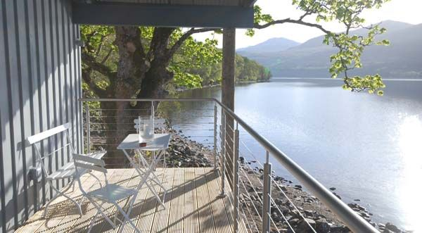 Dipper Cottage Loch Tay Perthshire - Scotland Holiday Cottage