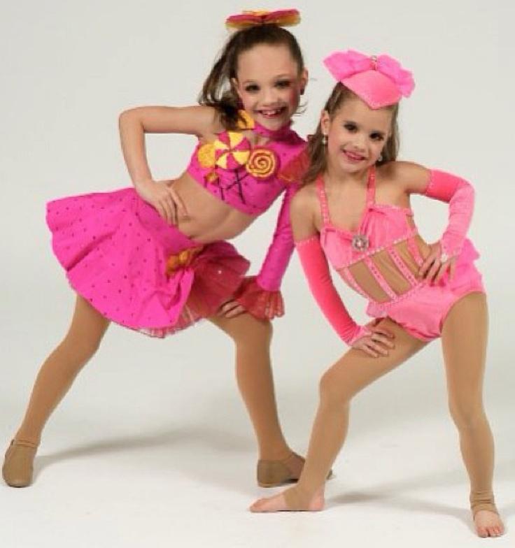 17 Best images about Maddie & Mackenzie Ziegler