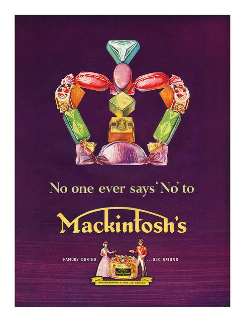 1953 Mackintosh's Quality Street ad | Flickr - Photo Sharing!