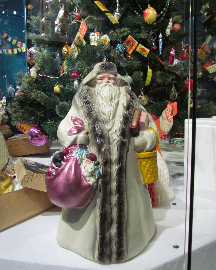 Дед Мороз и компания: чудесная коллекция игрушек из прошлого в музее-заповеднике «Коломенское». Часть 1 - Ярмарка Мастеров - ручная работа, handmade
