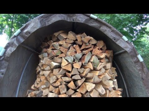 Wood Shed Hoop House Reloaded