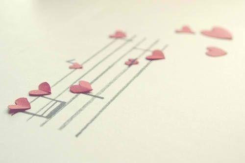 I heart music.