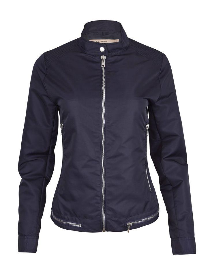Piper jakke fra RUE de FEMME
