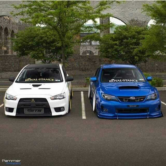 Sti And Wheels Fast What Are Furious