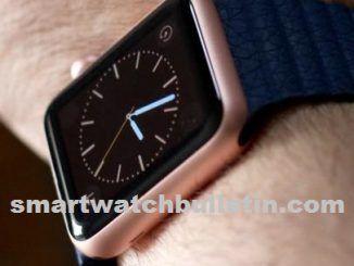 Apple Watch Vs Moto 360 Size Comparison