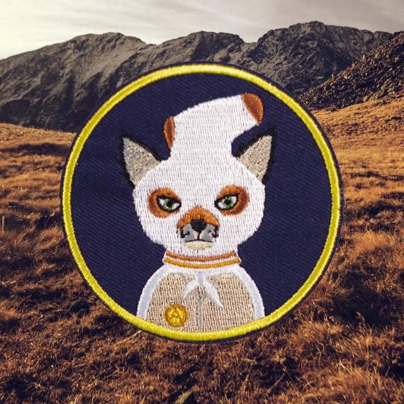 We are all different. But there's something kind of FANTASTIC about that, isn't there? This patch of Ash from the ever-so-lovable Fantastic Mr. Fox just makes