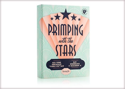 Benefit Cosmetics - primping with the stars #benefitgals