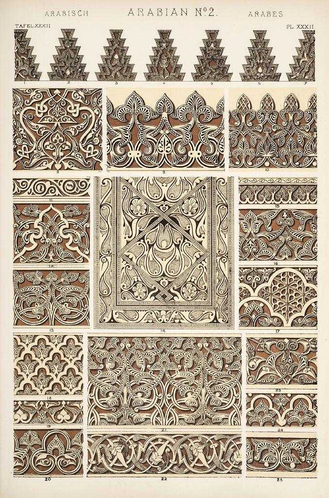 880 mejores im genes de 293 art patterns ornaments - Decoraciones gramar ...