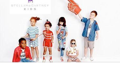 Stella McCartney Kids: online tutta la nuova collezione http://www.cocochic.it/it/16_stella-mccartney-kids