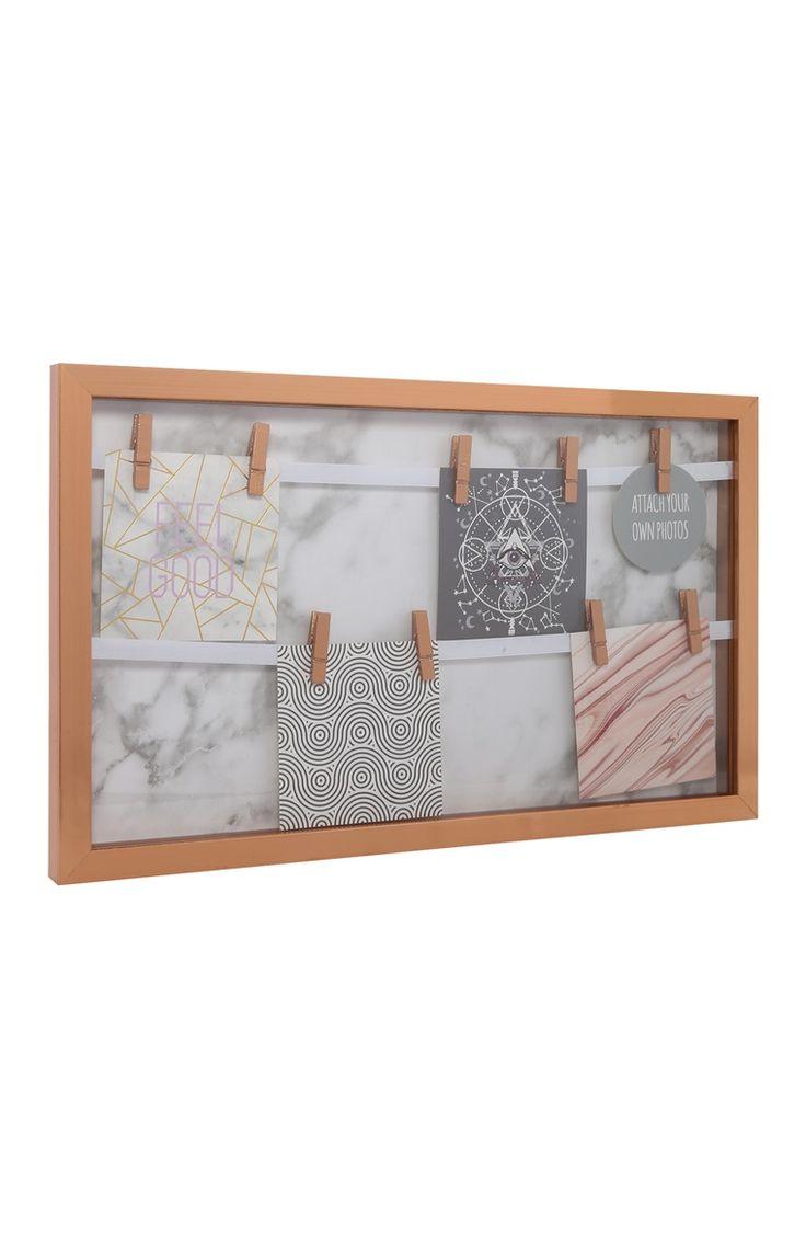 die besten 25 bilderrahmen kupfer ideen auf pinterest wanddekoration metall schreibtisch aus. Black Bedroom Furniture Sets. Home Design Ideas