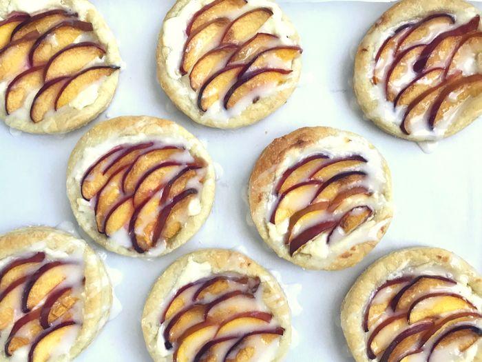 Peach Cream Cheese Tarts FINAL FEATURE