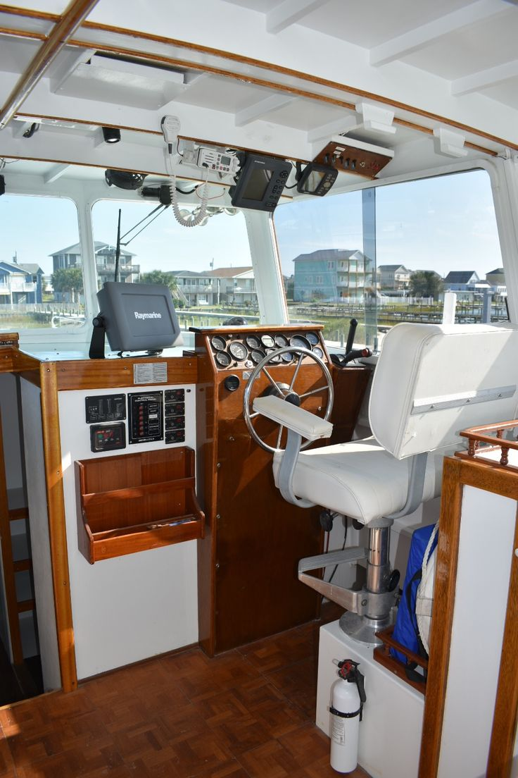 Used 1994 Custom Downeast Cruiser, Topsail Beach, Nc - 28445 - BoatTrader.com