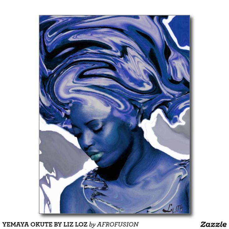 YEMAYA OKUTE BY LIZ LOZ