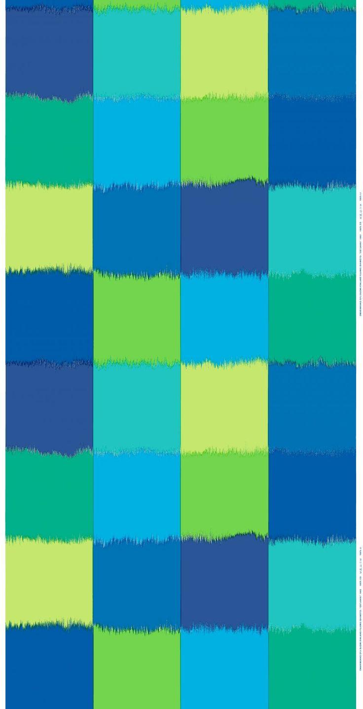 Fujiwo Ishimoto's Ostjakki fabric |Marimekko