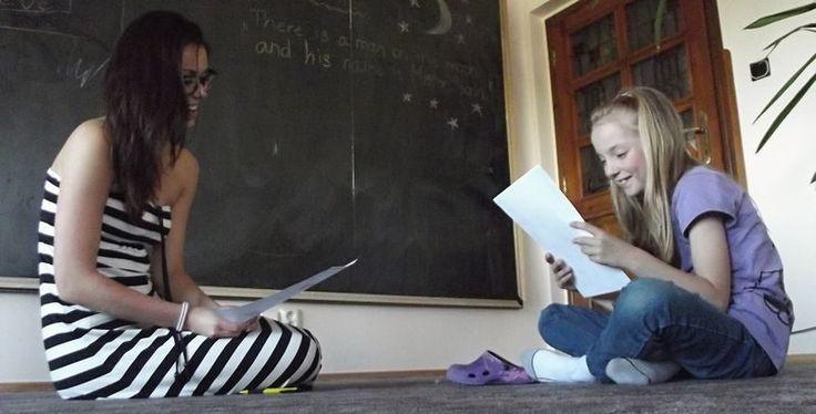 Jazyková škola pro děti v Plzni