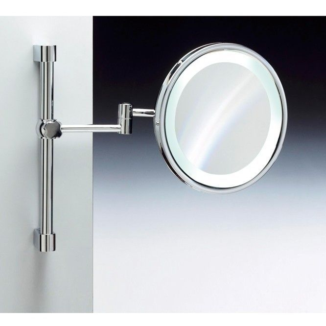 The  Best Wall Mounted Magnifying Mirror Ideas On Pinterest - Wall mounted vanity mirror with lights