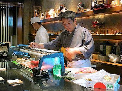 Eat Drink KL: Kame Sushi @ Hartamas