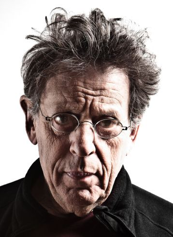 Philip Glass. (Lucia Herrero/Time)